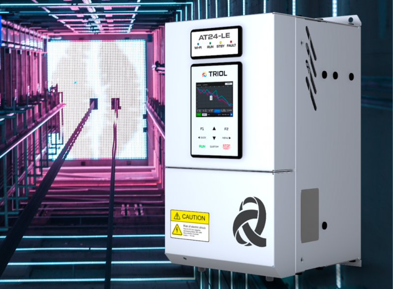 Perfect control of lift cabins and elevators